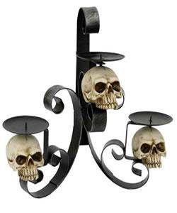 Totenkopf Dekoration