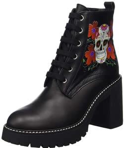 Totenkopf Schuhe Damen